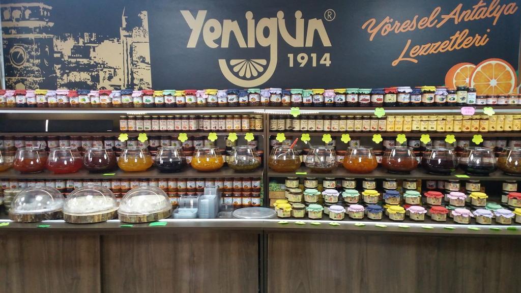 Yöresel Gıda Ürünleri Toptan ve Perakende Satış Mağazası