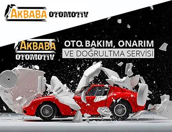 Akbaba Otomotiv - NeoCloudy Website Kiralama