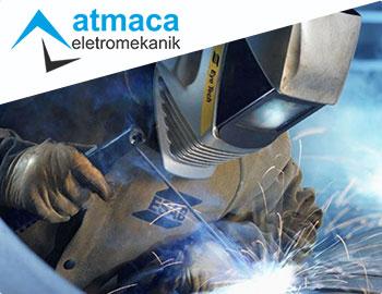 Atmaca Makina - NeoCloudy Website Kiralama