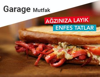 Garage Mutfak - NeoCloudy Website Kiralama